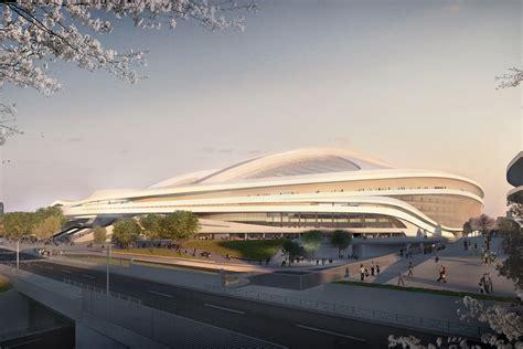 zaha hadid architects releases   push
