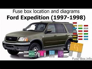 Fuse Box Diagram For 1997 Ford Expedition