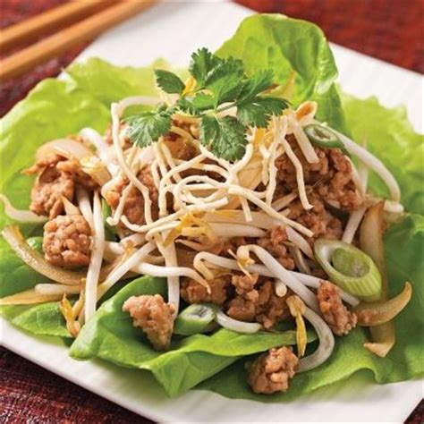 cuisine chinoi sauté de porc haché à la chinoise soupers de semaine
