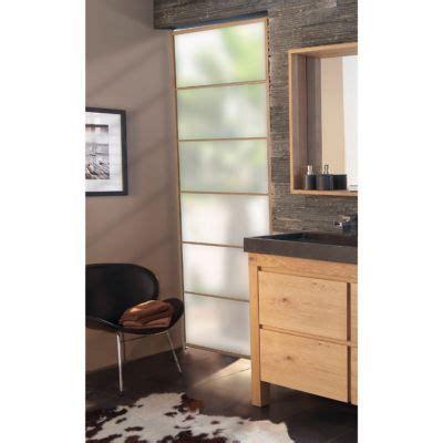 meuble avec rideau coulissant pour cuisine cloison 3 en 1 icosa castorama