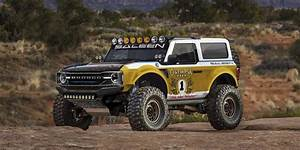 This Is What Saleen Is Planning For The New Ford Bronco – Today's Automotive News