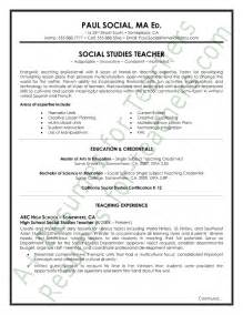 Volunteer Teaching Experience Resume by Resumes Sles For Teachers In India Http Www