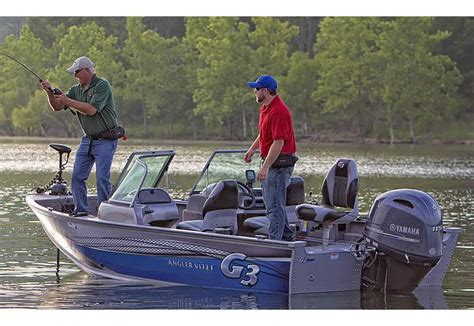 Used G3 Aluminum Fishing Boats by 2015 Used G3 Angler V172 F Aluminum Fishing Boat For Sale