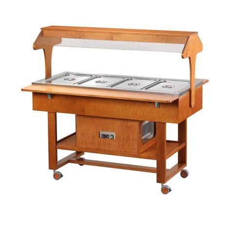 mensole pieghevoli carrello espositore refrigerato in legno