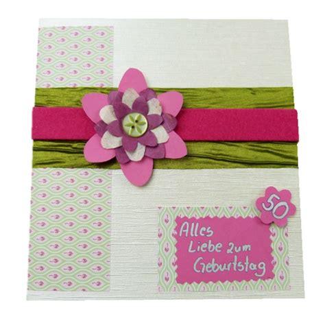 Wunderschöne Geburtstagskarten Selber Basteln Die
