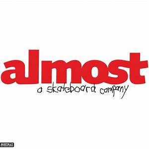 The gallery for --> Almost Skateboard Logo