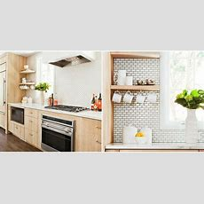 Mini Subway Tiles Are The Cutest Home Trend You'll See