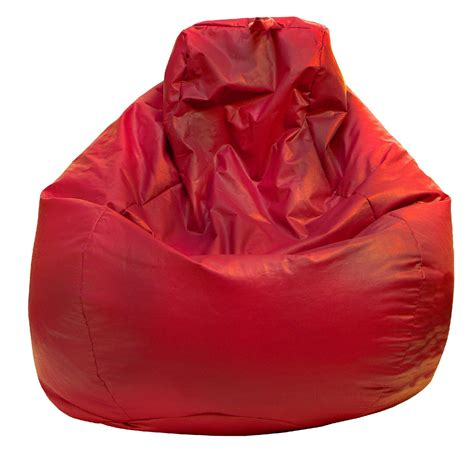 kmart frozen bean bag chair large tear drop leather look vinyl bean bag bean bags