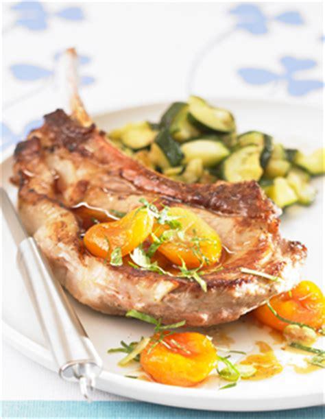 cote cuisine fr3 recette côte de veau en quot minutal quot abricots secs et céleri pour 4