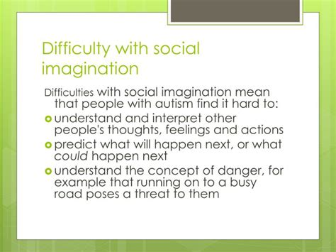 autistic spectrum disorder  overview powerpoint