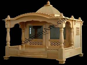 wooden temple designs for home small temple for home With indian temple designs for home