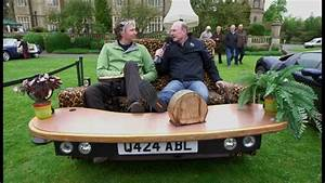 Edd China's Sofa Car - YouTube
