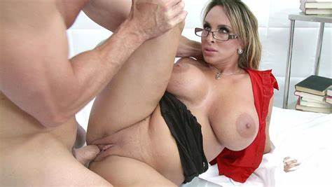 Tasty Monster Boobed Mother Angel Images Holly Halston Takes Her Cowgirl Vagina Stuffed