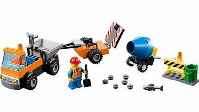 Lego Truck Duplo Juniors Repair Road