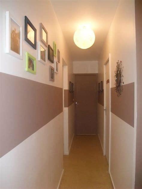 quelle couleur pour mon entr 233 e et ma mont 233 e d escalier id 233 es d 233 co couloir couloirs 233 troits