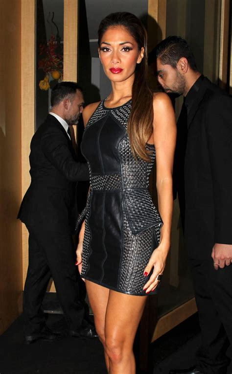 Lewis Hamilton Worried Nicole Scherzinger Is Too Skinny