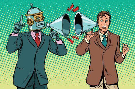 businesses  human customer service workers  robots smarthustlecom  ramon ray