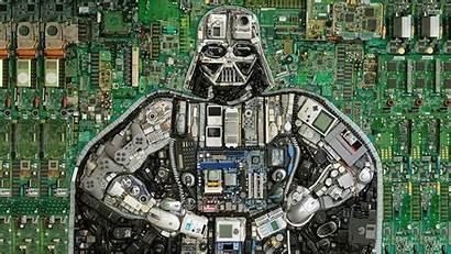 Wallpapers Cpu Computer Vader Parts Darth