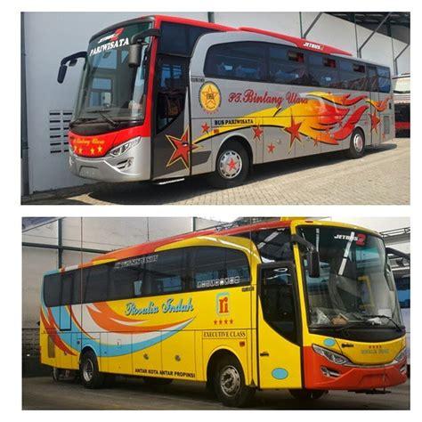 bus  top  indonesia  terbaru karoseri indonesia