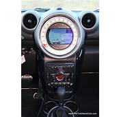 2012 MINI Countryman Interior Dashboard Photography