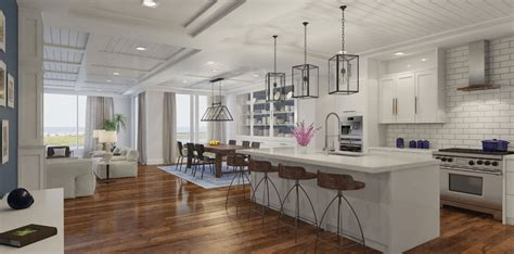 modern kitchen island ideas open concept floor plans generating exceptional conversion