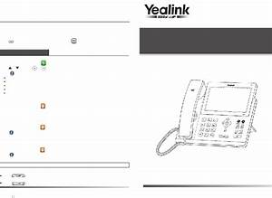 Yealink P