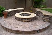 magnificent design patio ideas pavers Backyard pavers ideas - large and beautiful photos. Photo ...