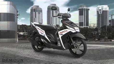 Review Yamaha Mio M3 125 by Yamaha Mio M3 125 Bluecore Review 2016 Terbaru