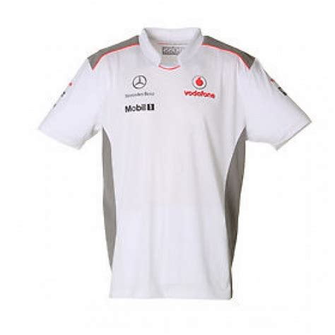 Available in a range of colours and styles for men, women, and everyone. T-SHIRT 99p Start Formula One 1 Vodafone McLaren Mercedes F1 Team NEW! 2012 | eBay