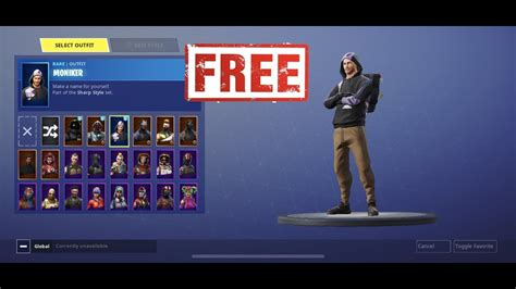 fortnite accounts  skins