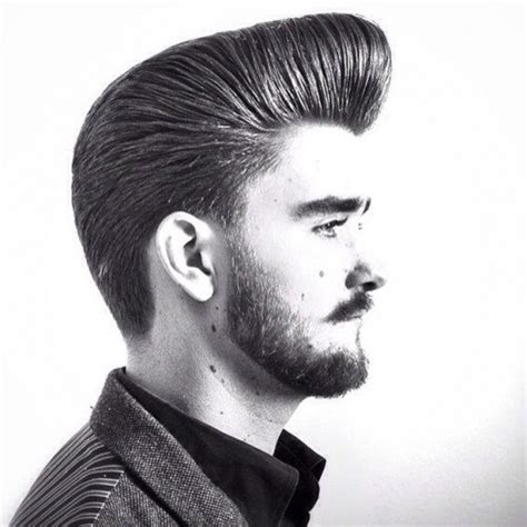 40 Modern Pompadour Hairstyles for Men with <a href=