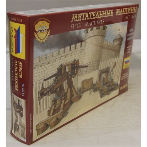 siege machines zvezda 8014 siege machines 1 72 accessories zvezda from