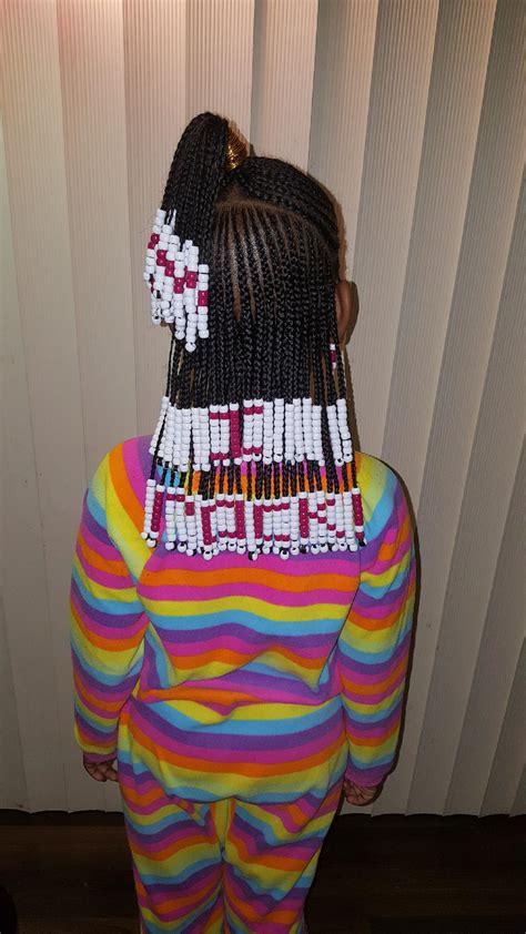 hairstylist creates amazing beads  braids    girls embrace  curls  kinks