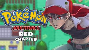 Pokemon Adventure - Red Chapter Para Android y PC | My boy ...