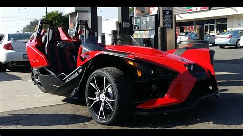 Polaris Slingshot Sl Video Review 2015