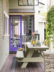 58, Amazing, Bright, And, Colorful, Outdoor, Living, Spaces