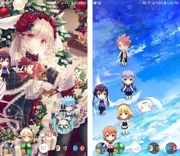 Lively Anime Live Wallpaper - lively anime live wallpaper apk version 2