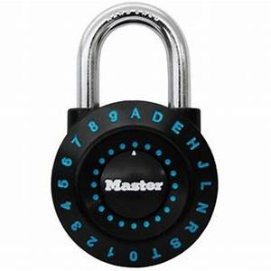 How to crack any master lock combination in eight tries or for Master lock with letters and numbers