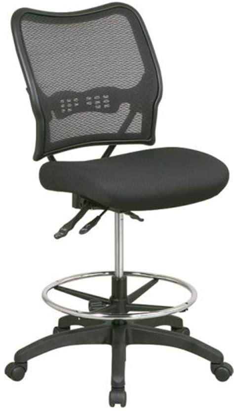 office 13 37n30d space deluxe ergonomic air grid back
