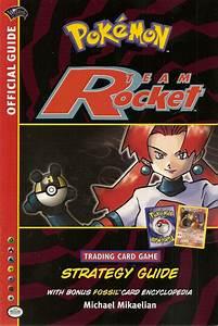 Team Rocket Strategy Guide  Tcg