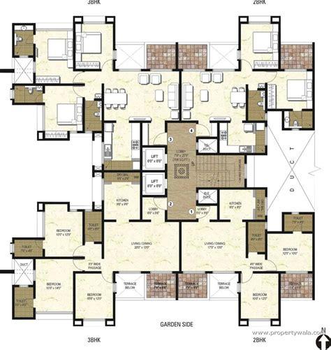 floor plans xpress park xpress baner pune residential project propertywala com
