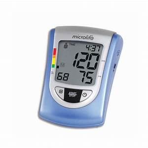 Shop Microlife Deluxe Upper Arm Blood Pressure Monitor For