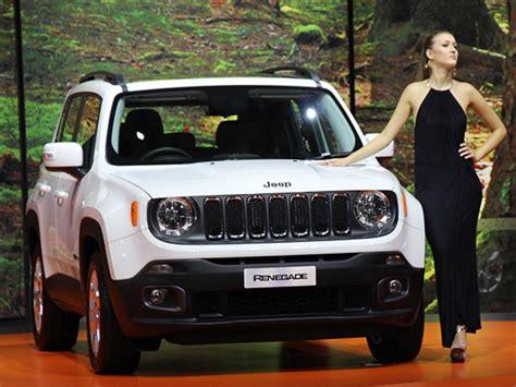 jeep renegade suv murah mulai dijual mobil