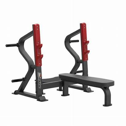 Bench Flat Olympic Series Sterling Weight Impulse