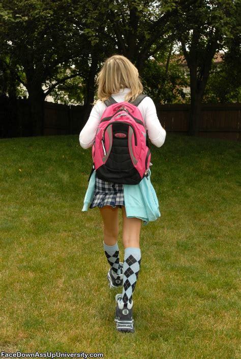 Kasia Schoolgirl
