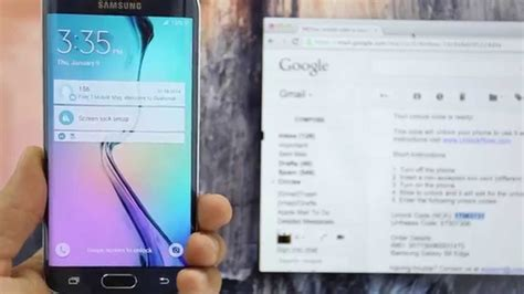 How To Unlock Samsung Galaxy S6 Edge  At&t Rogers
