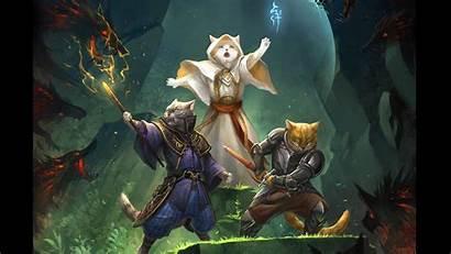 Cat Deviantart Party Sandara Warrior Cats Magic