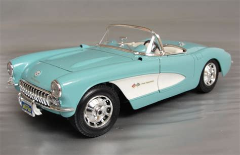 1957 Chevrolet Models by 1957 Chevrolet Corvette Fuel Injected Details Diecast