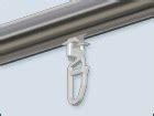 Schlaufenvorhang An Schiene Befestigen by Innenlauf Gardinenstange Standard 1 L 228 Ufig F 252 R