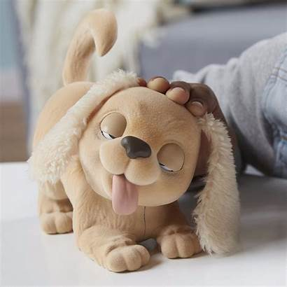 Furreal Pets Friends Goldie Fuzz Piesek Cachorrito